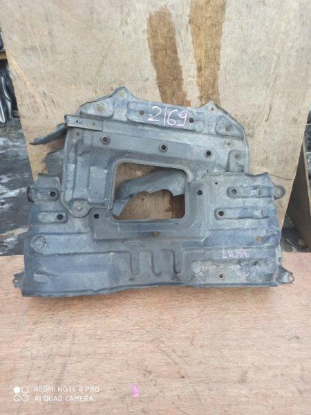 Защита двигателя Toyota Hiace LH178 5L передняя