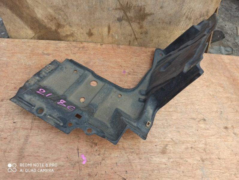 Защита двигателя Toyota Wish 20 передняя левая