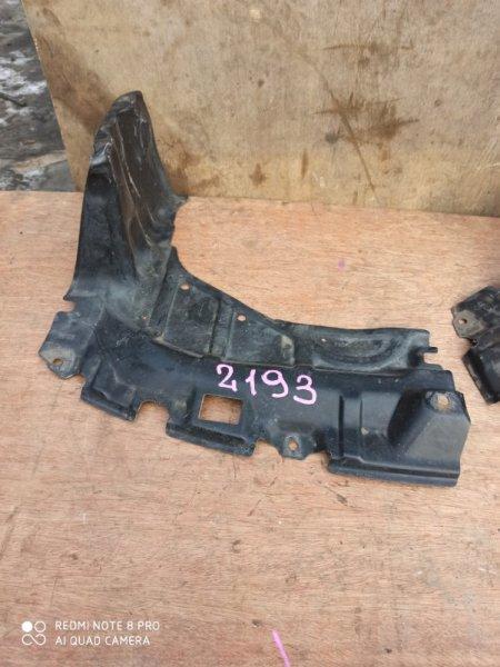 Защита двигателя Toyota Funcargo NCP20 передняя правая