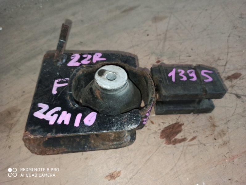 Подушка двигателя Toyota Isis ZGM10 2ZR-FAE передняя левая