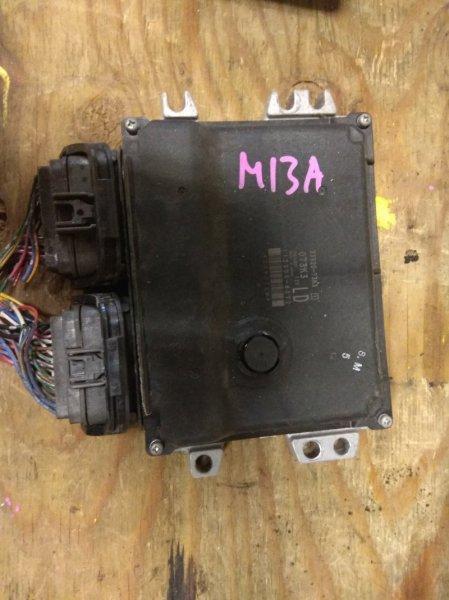Блок управления efi Suzuki Swift ZD11S M13A
