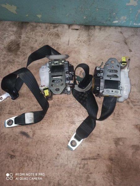 Ремень безопасности Lexus Gs300 GWS191 2011 передний