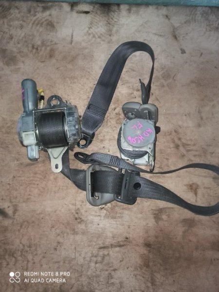 Ремень безопасности Toyota Hiace KDH205 2009 передний