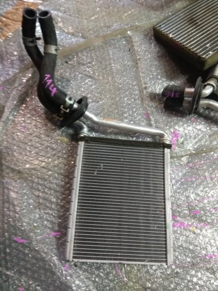 Радиатор печки Toyota Hiace KDH205 1KD