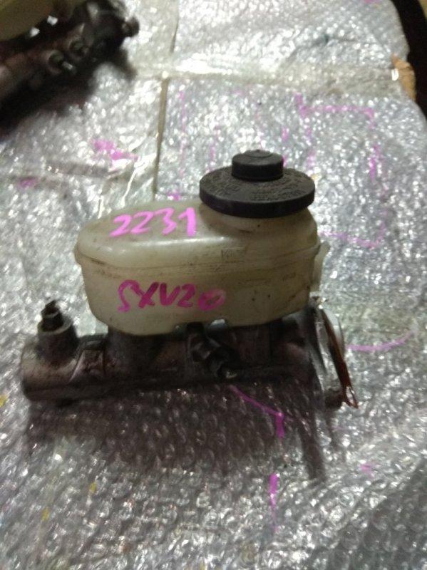 Главный тормозной цилиндр Toyota Mark Ii Qualis SXV20