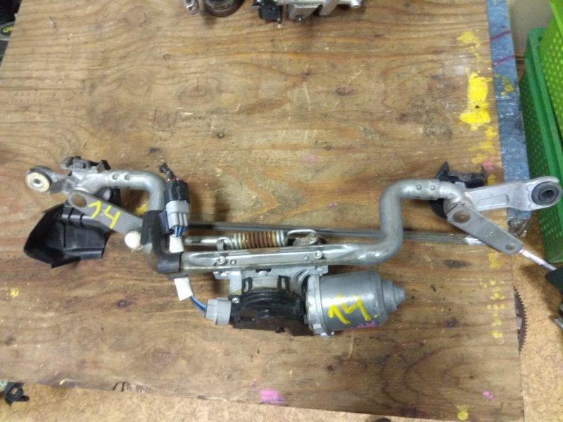 Мотор дворников Lexus Hs250H ANF10 2AZ-FXE