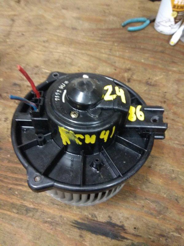 Мотор печки Toyota Regius RCH47 3RZ