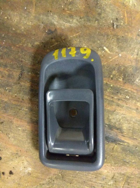 Ручка двери внутренняя Daihatsu Terios Kid J111G передняя правая