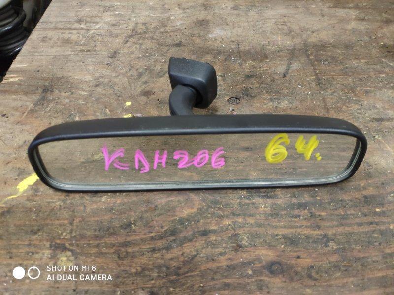 Зеркало заднего вида Toyota Hiace KDH206 2008