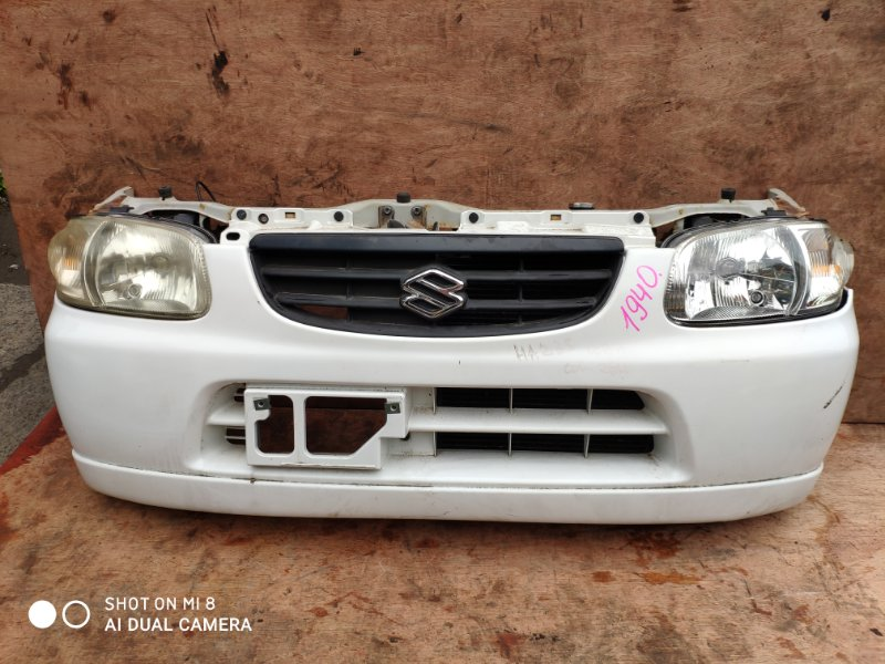 Nose cut Suzuki Alto HA23S K6A