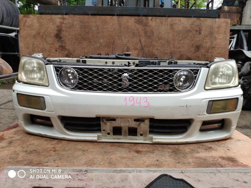 Nose cut Nissan Stagea WGNC34 RB25DET