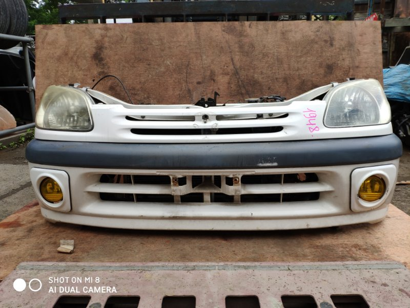 Nose cut Toyota Raum EXZ10 4E