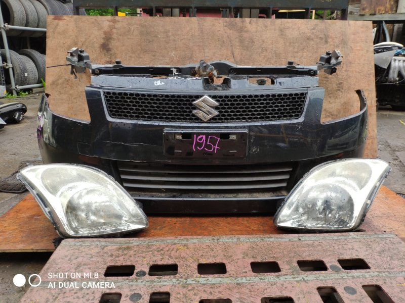 Nose cut Suzuki Swift ZC11 M13A