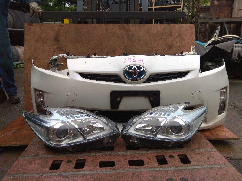 Nose cut Toyota Prius ZVW30 1NZ-FXE