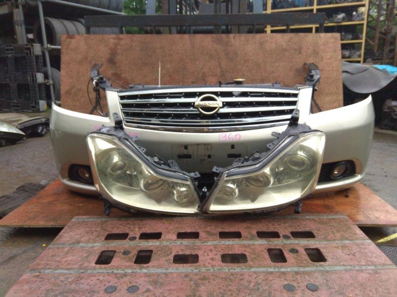 Nose cut Nissan Fuga Y50 VQ35