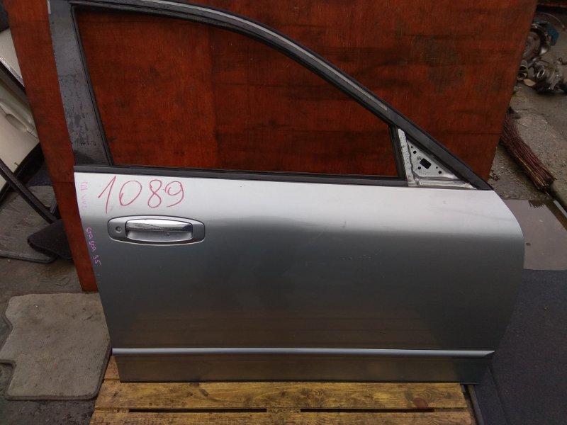 Дверь Nissan Stagea HM35 передняя правая