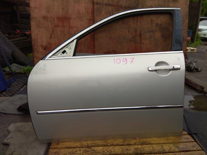 Дверь Nissan Fuga Y50 передняя левая