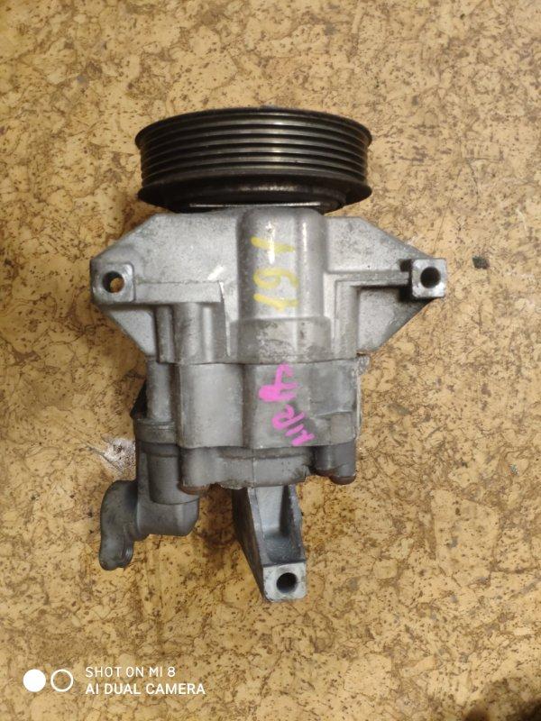 Компрессор кондиционера Nissan Tiida C11 MR18
