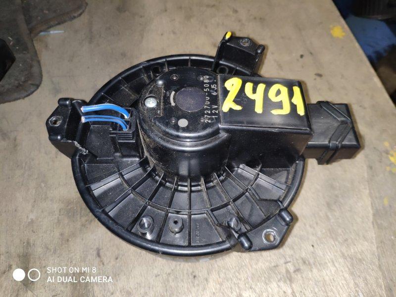 Мотор печки Mazda Mpv LY3P L3VDT