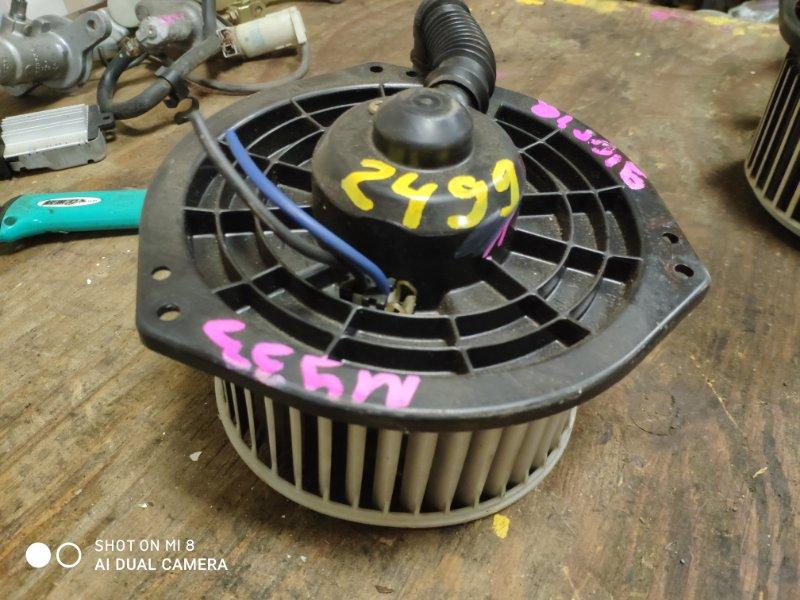 Мотор печки Nissan Cedric MY33