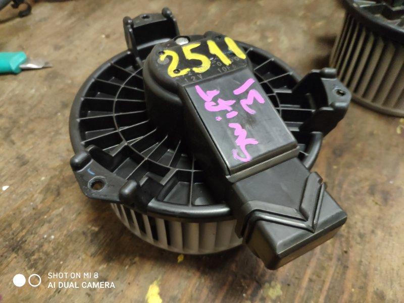 Мотор печки Suzuki Swift ZC31S