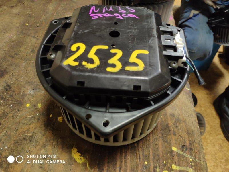 Мотор печки Nissan Stagea M35