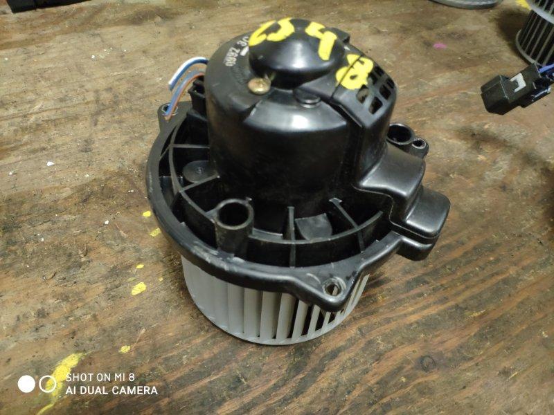 Мотор печки Daihatsu Storia M100A