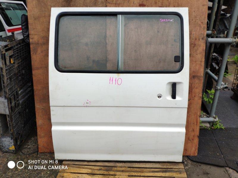 Дверь Nissan Vanette SK28MN задняя правая