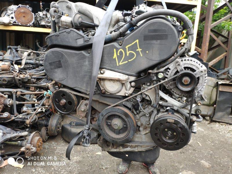 Двигатель Toyota Estima MCR40 1MZ