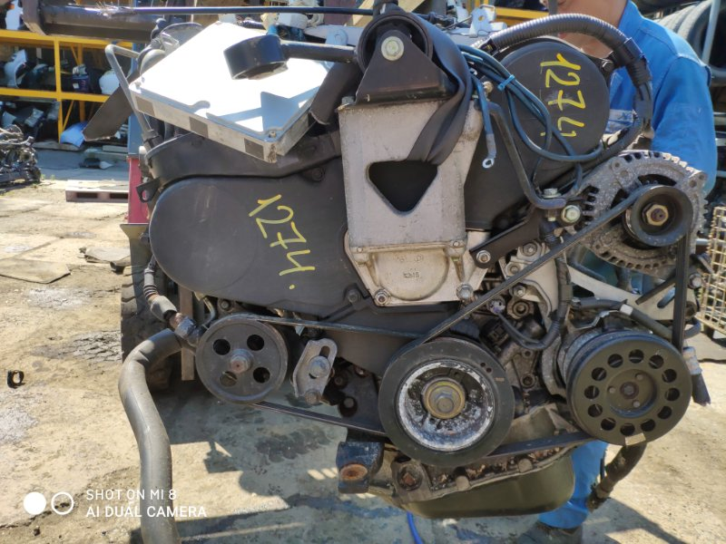 Двигатель Toyota Estima MCR30 1MZ