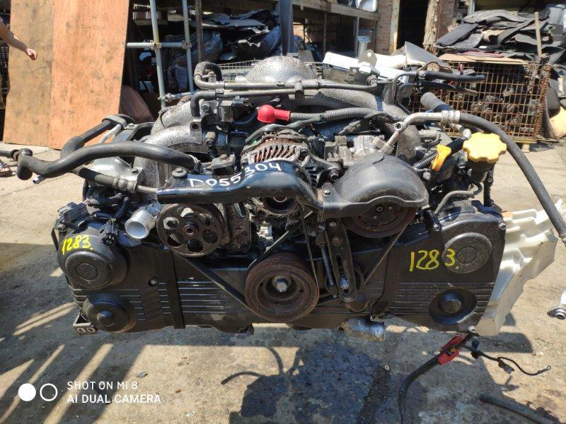 Двигатель Subaru Impreza GGD EL154JP9ME