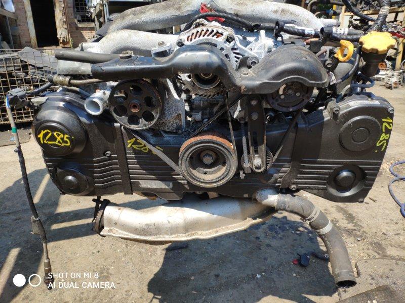 Двигатель Subaru Legacy BL5 EJ204DPCJE 2006