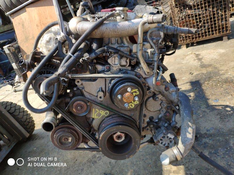 Двигатель Hino Dutro XZU348 N04C-TJ 2009