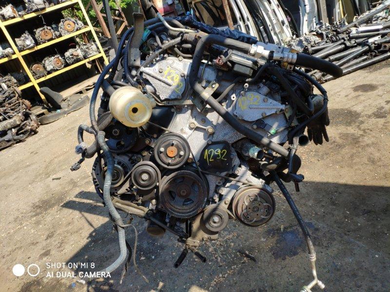 Двигатель Nissan Elgrand FPWGE50 VQ35DE