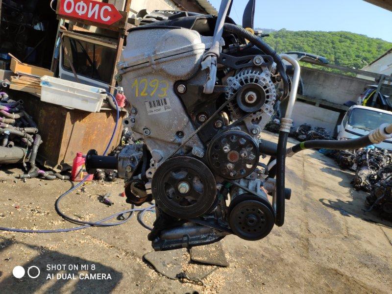 Двигатель Toyota Vitz NCP95 2NZ