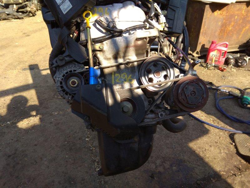 Двигатель Suzuki Alto HA23S K6A