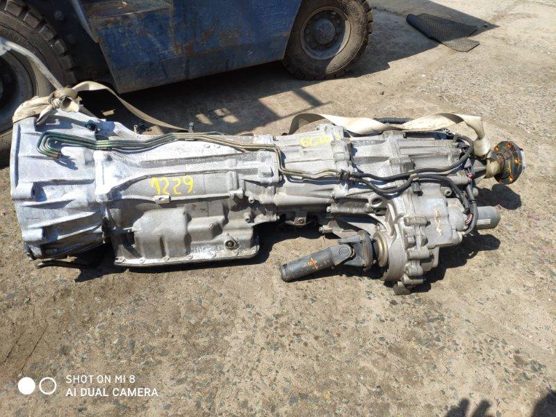 Акпп Nissan Elgrand MNE51 VQ25