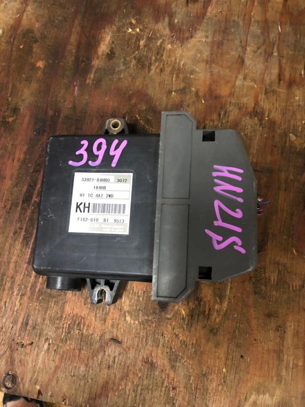 Блок управления efi Suzuki Kei HN22S K6A