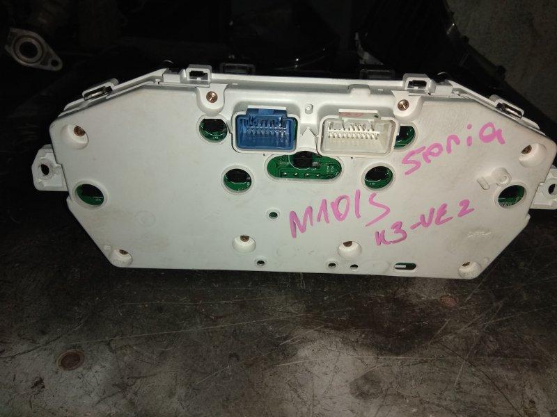 Панель приборов Daihatsu Storia M100A K3-VE2