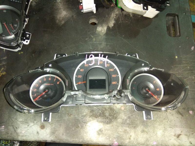 Панель приборов Honda Fit GE9 L15A