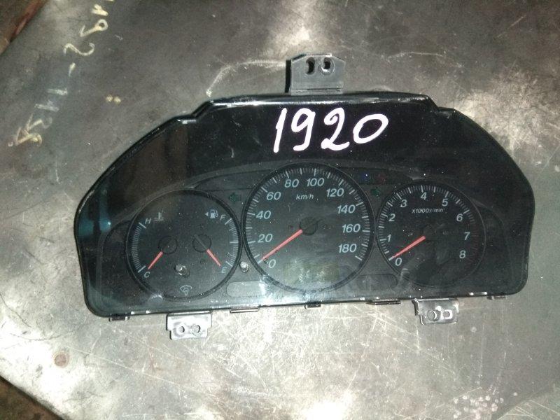 Панель приборов Mazda Mpv LW3W L3