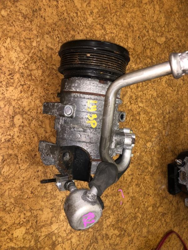 Компрессор кондиционера Mazda Mpv LY3P L3VDT