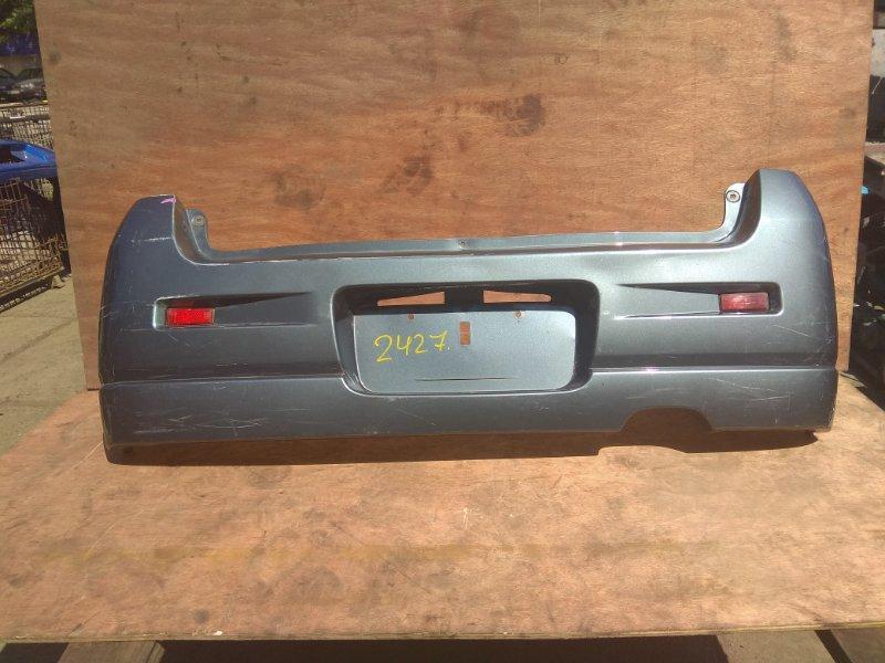 Бампер Suzuki Kei HN22S K6A задний
