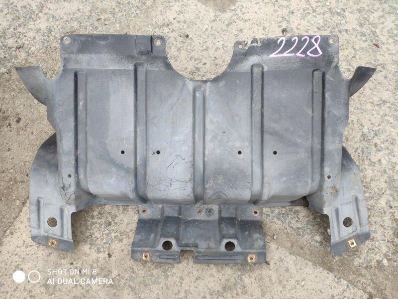 Защита двигателя Nissan Elgrand APWE50 передняя