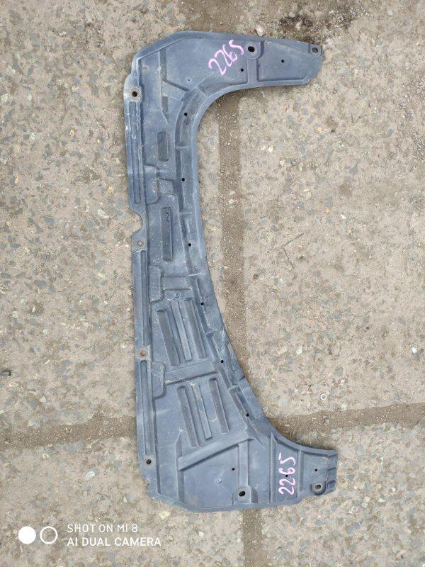 Защита двигателя Nissan Tiida C11