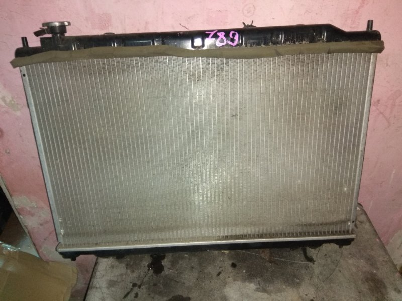 Радиатор основной Nissan Presage TNU31 QR25