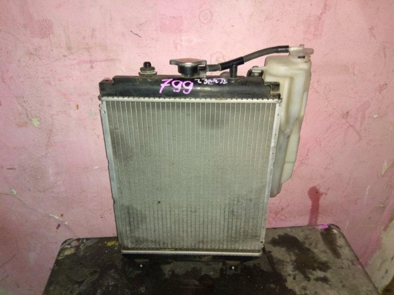 Радиатор основной Daihatsu Storia M101S K3-VE2