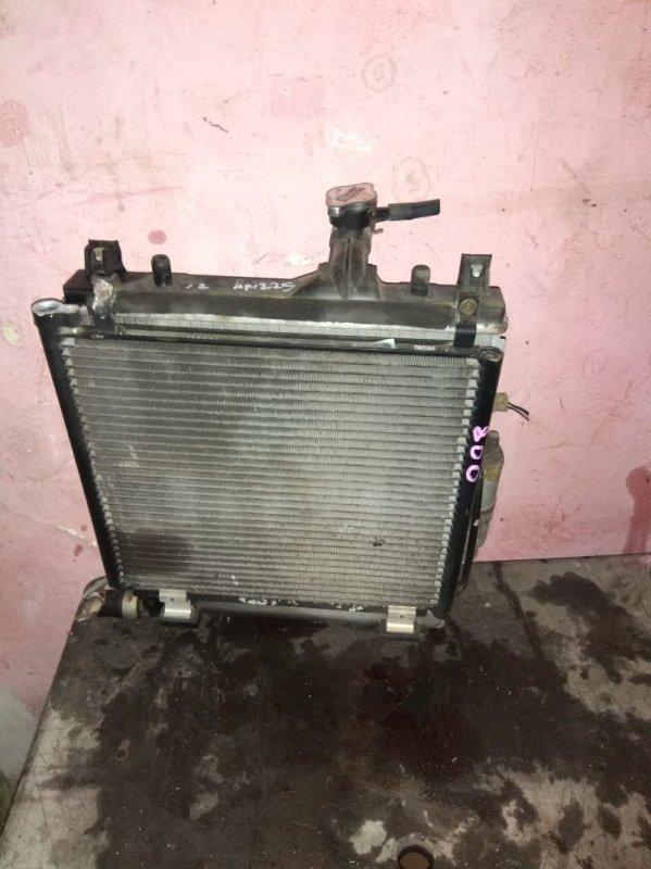 Радиатор основной Suzuki Kei HN22S K6A
