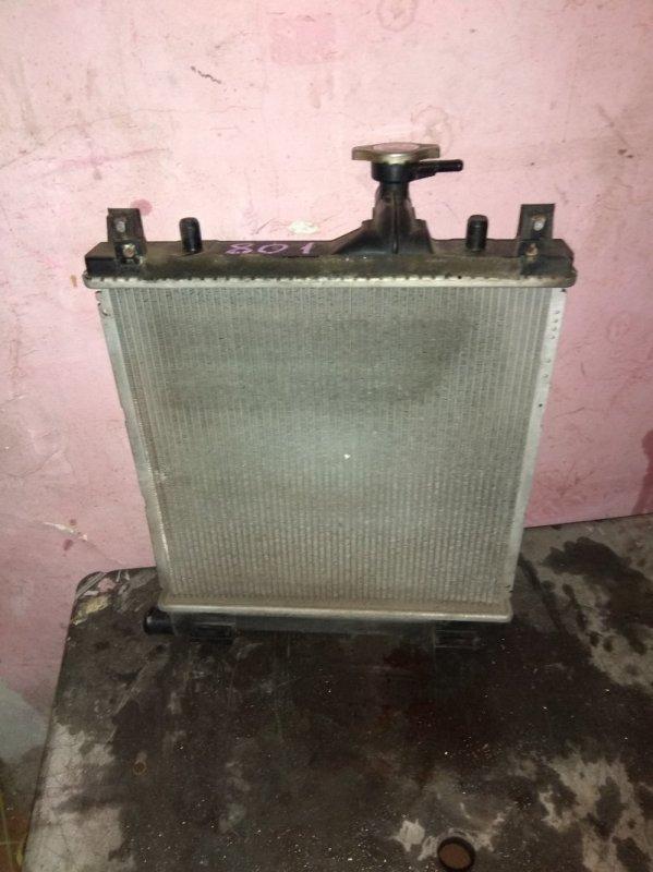 Радиатор основной Toyota Duet M100A EJ-VE