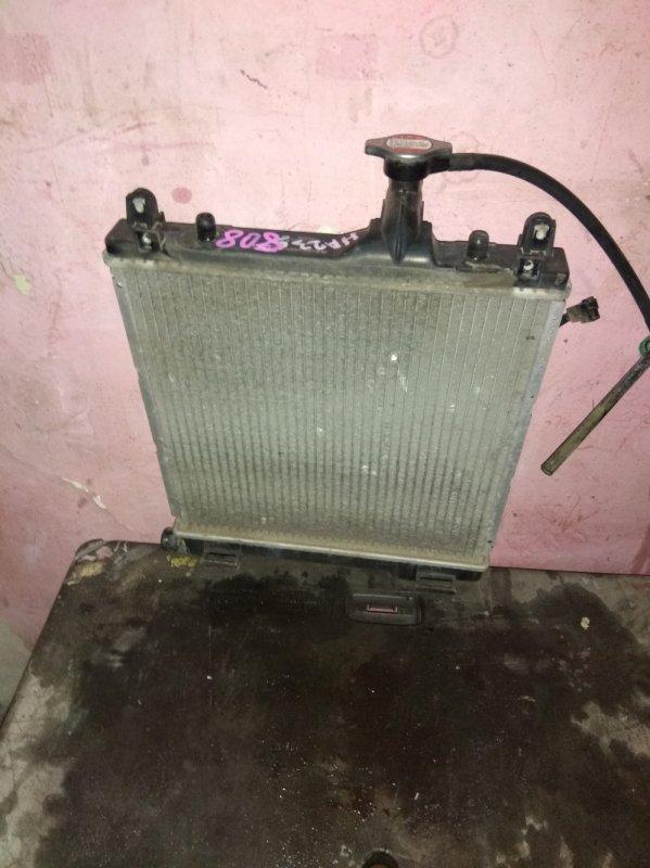 Радиатор основной Suzuki Alto HA23S K6A
